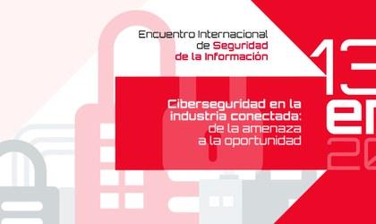 Encuentro internacional de seguridad de la información -13 ENISE- en León, España